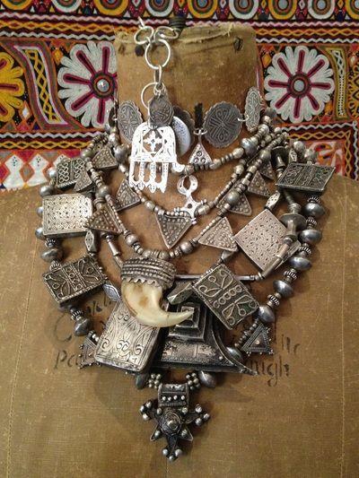 Moroccan Amazigh Amulets
