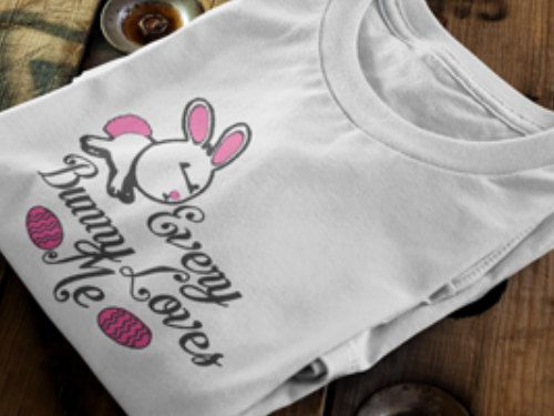 Every bunny loves me cutting file svg kids babies easter gift every bunny loves me cutting file svg silhouette by skinnylinnies easter punseaster gifteaster negle Image collections