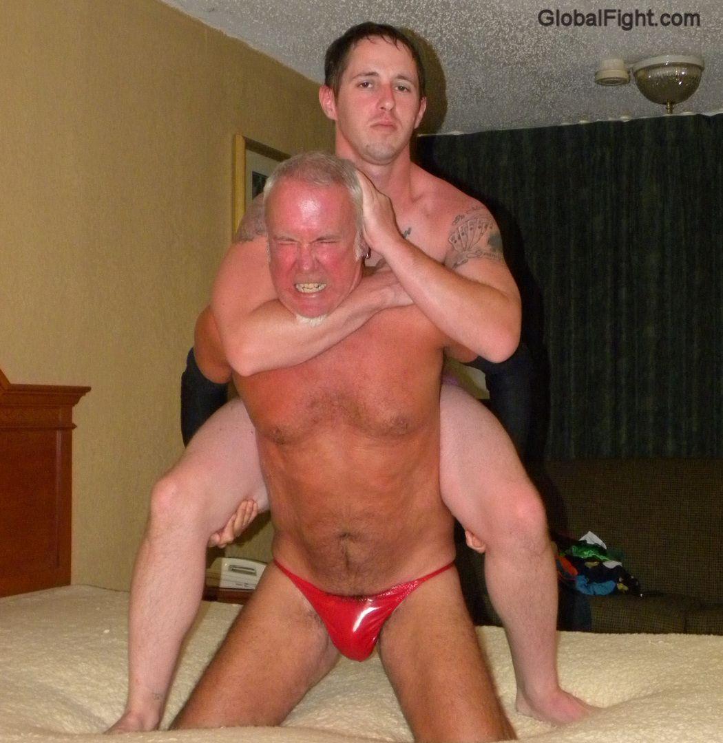 Gay sleeper hold wrestling movies