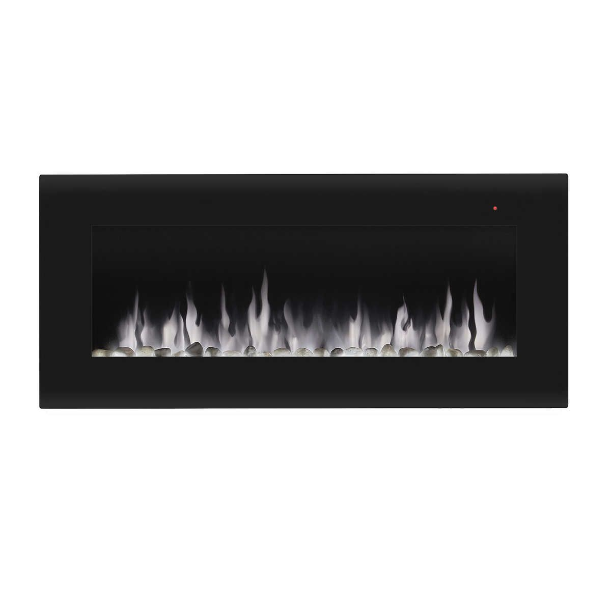 Real Flame Corretto 102 Cm 40 In Wall Mount Fireplace Wall