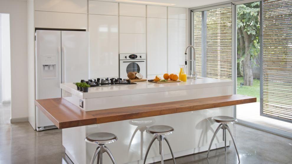 SANTOS kitchen | Diseño de cocina Line-L en la Casa Incubo, un ...