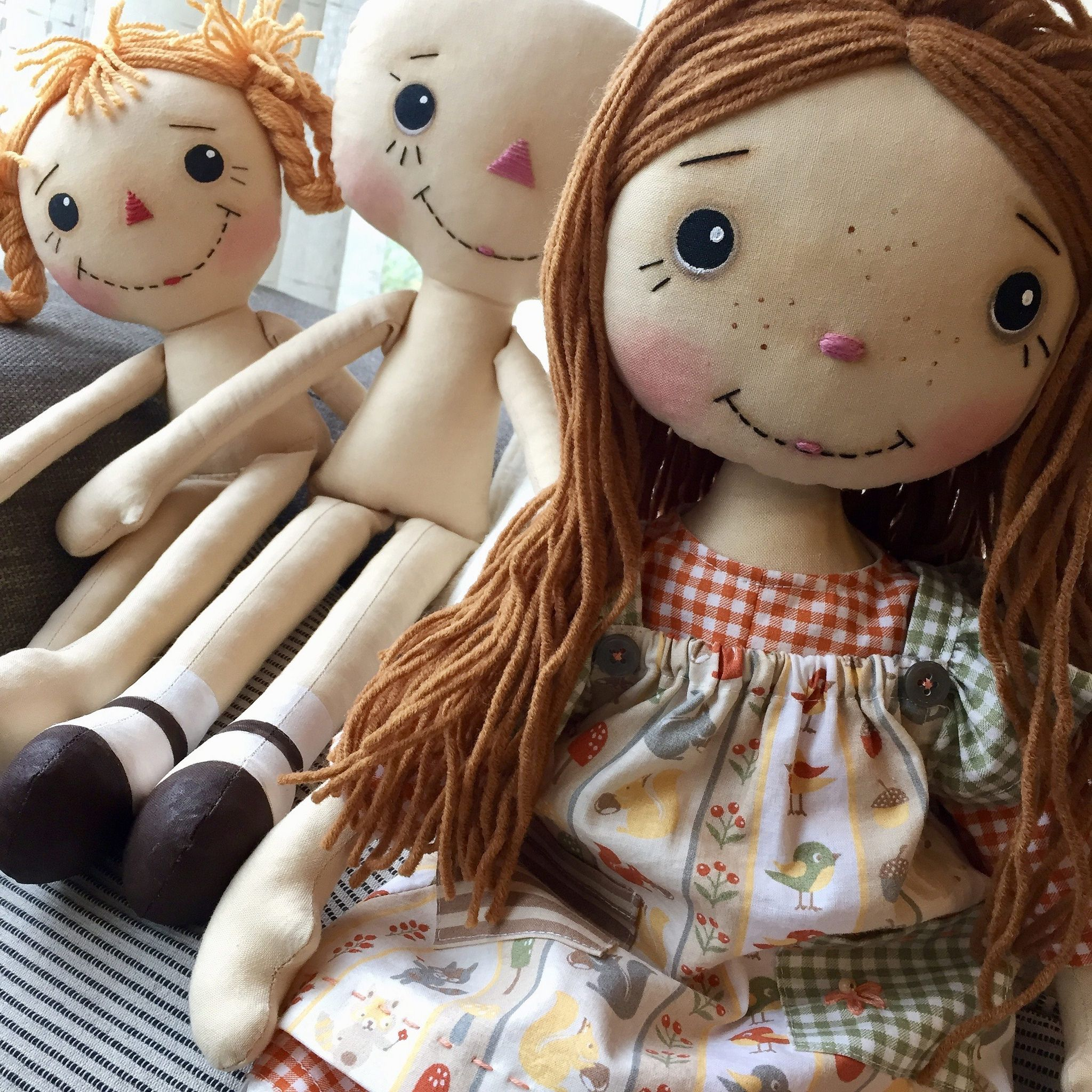 happy doll making day #dollmaking