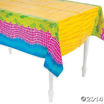 Wild Wonders Tablecloth