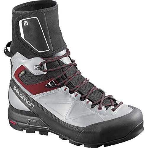 Salomon Mens Black Boots X Alp Pro Gtx Light Onix Flea