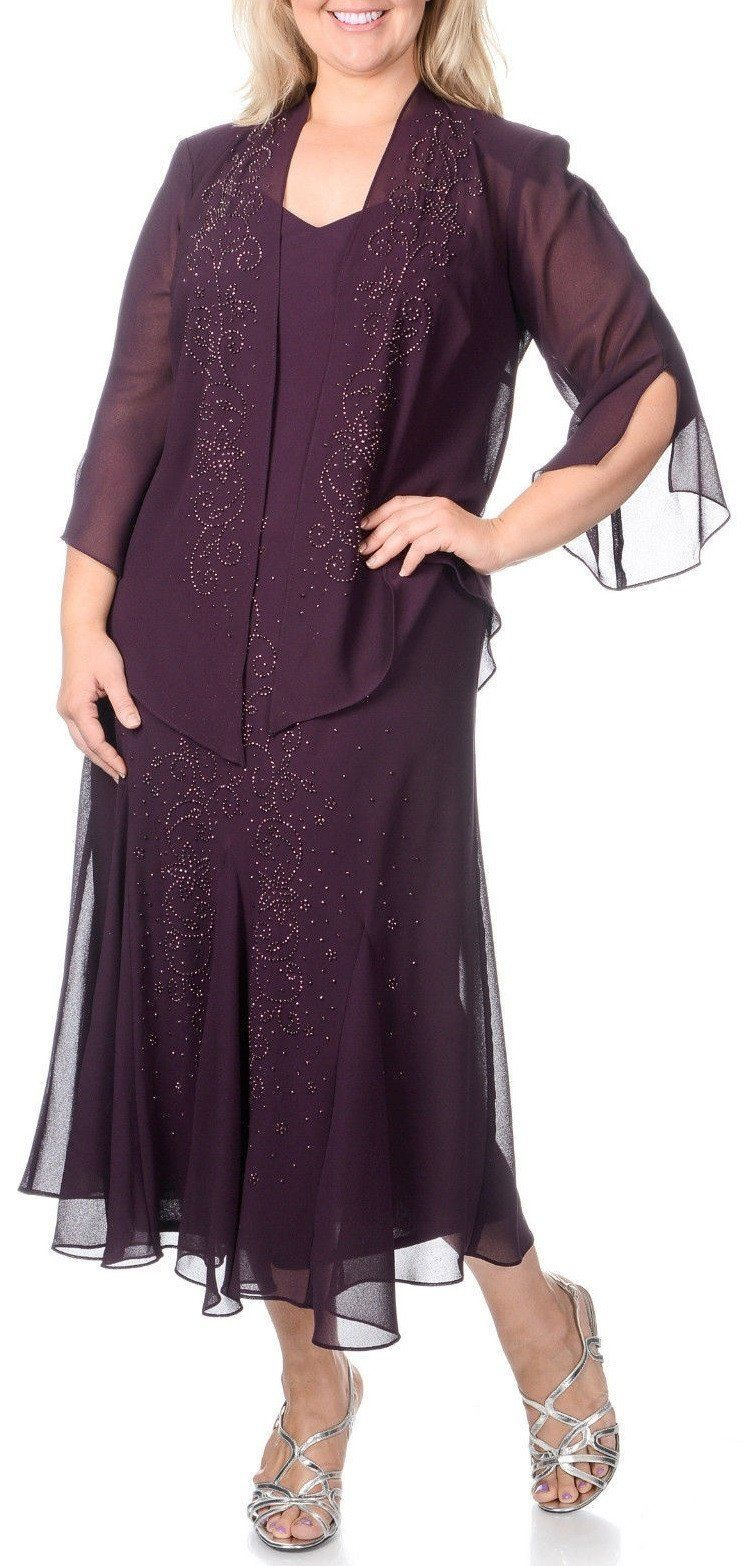 Plus Size Dresses And Gowns – How To Match