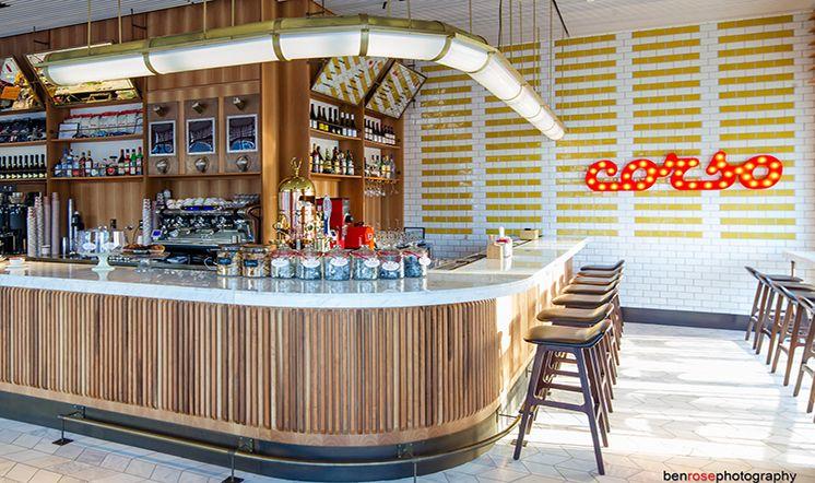 Corso Coffee Italian Café Bar Buckhead Atlanta Cafe Restaurant