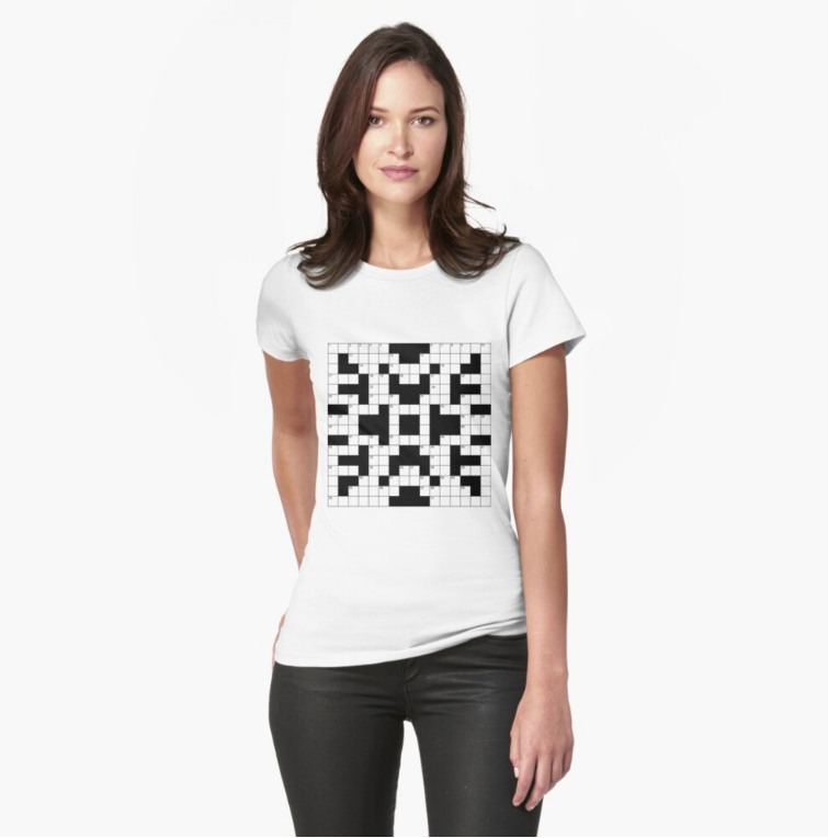 Crossword Clue Crussword Puzzle Crossword Solver Crussword Funny T Shirt Mom Shirts T Shirts For Women T Shirt