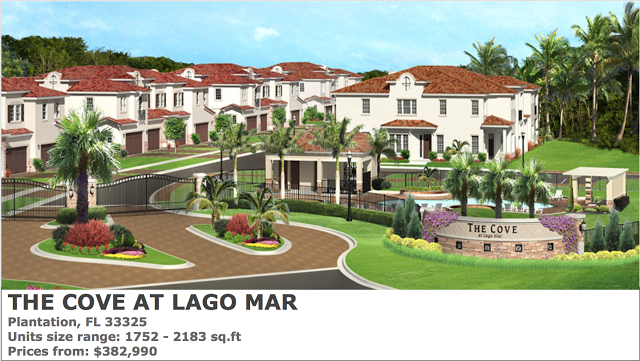PARADISE LUXURY PROPERTIES: THE COVE AT LAGO MAR IN