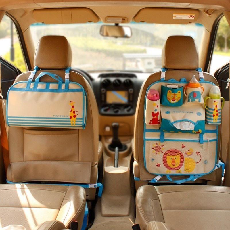 RoadRunner Back Seat Organizer – Watermelon Warehouse | Baby ...