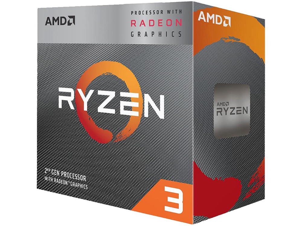 Amd Ryzen 3 3200g 4 Core 3 6 Ghz 4 0 Ghz Max Boost Socket Am4 65w Yd3200c5fhbox Desktop Processor Newegg Com Best Gaming Cpu Amd Processor
