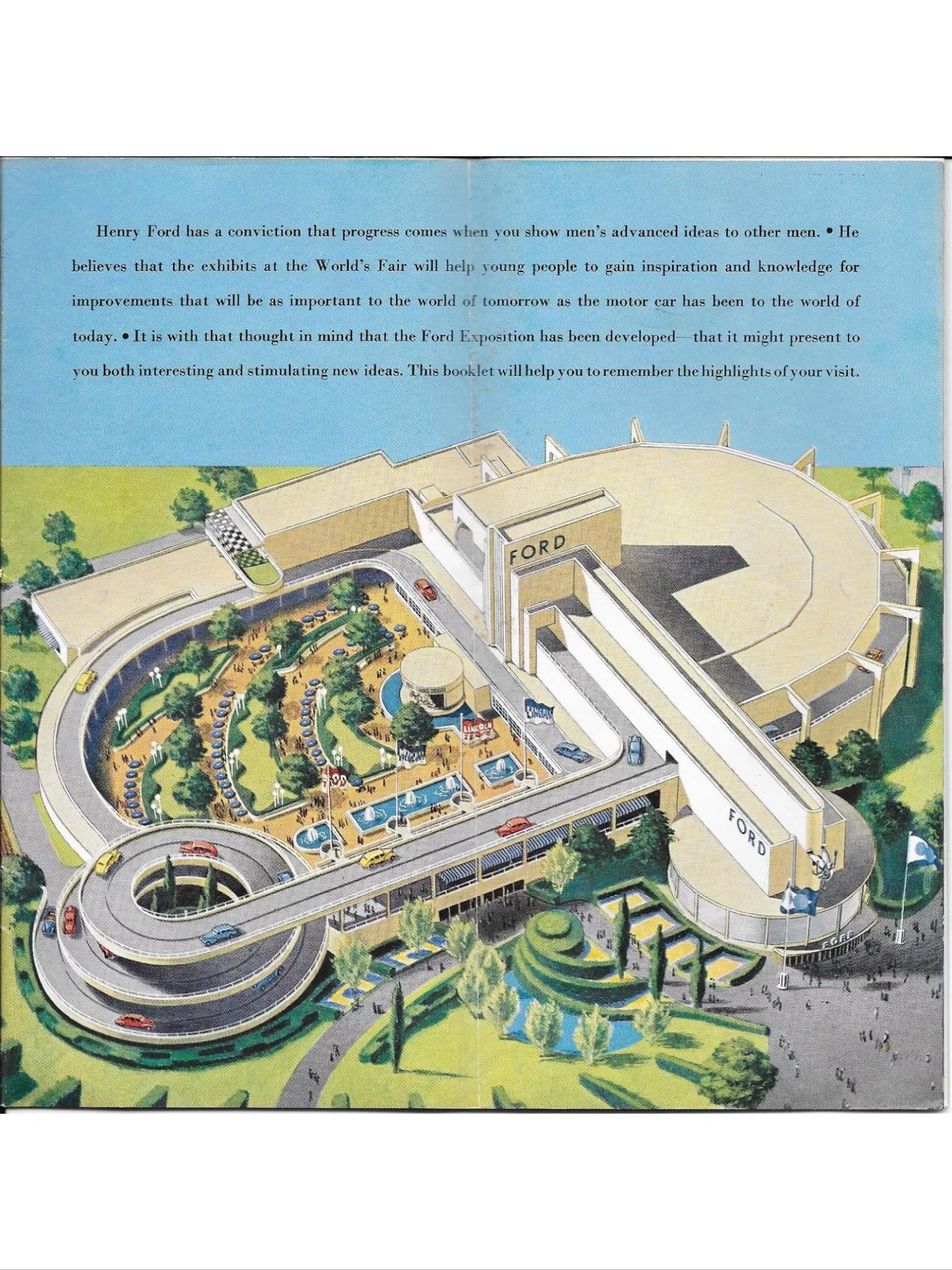 Ford Pavilion NYWF 1939-1940