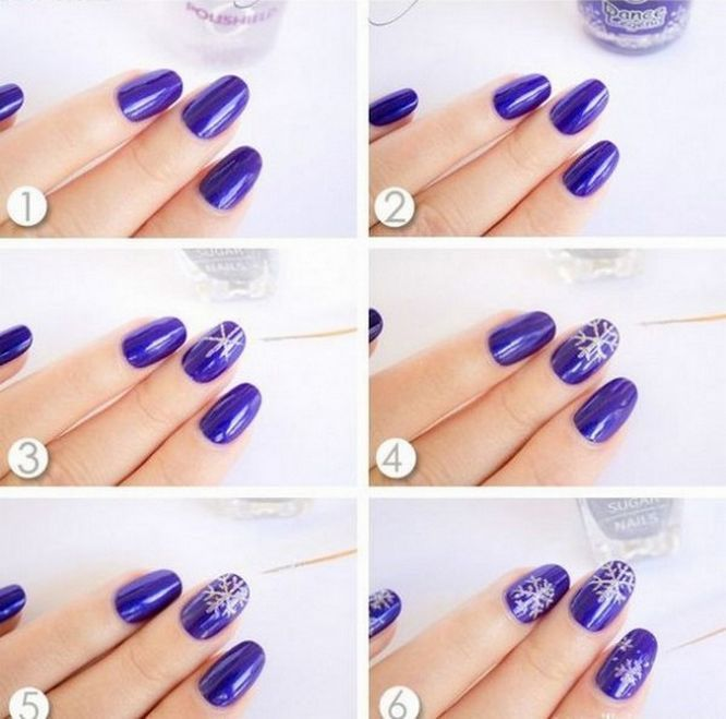 Exceptional Easy Nail Art Designs For Beginners Step By Step Hands Have Great Beauty.  Nails Also Count On Hands. So Take Much Care Of Your Hands And Nails.