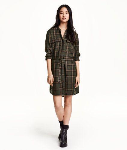 Skjortekjole | Product Detail | H&M