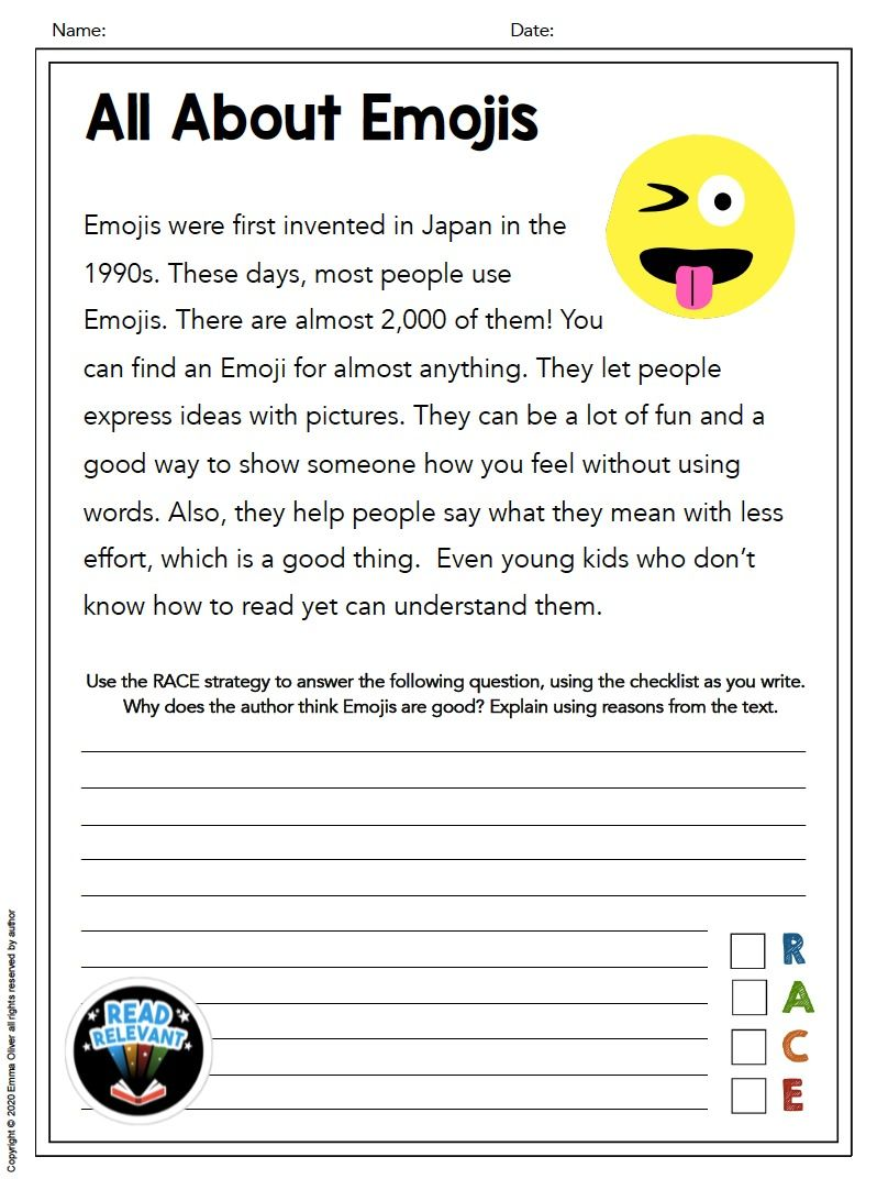 Race Strategy Writing Worksheet Activity Grades 4 6 Free Distance Learning Race Writing Writing Response Races Writing Strategy [ 1082 x 808 Pixel ]