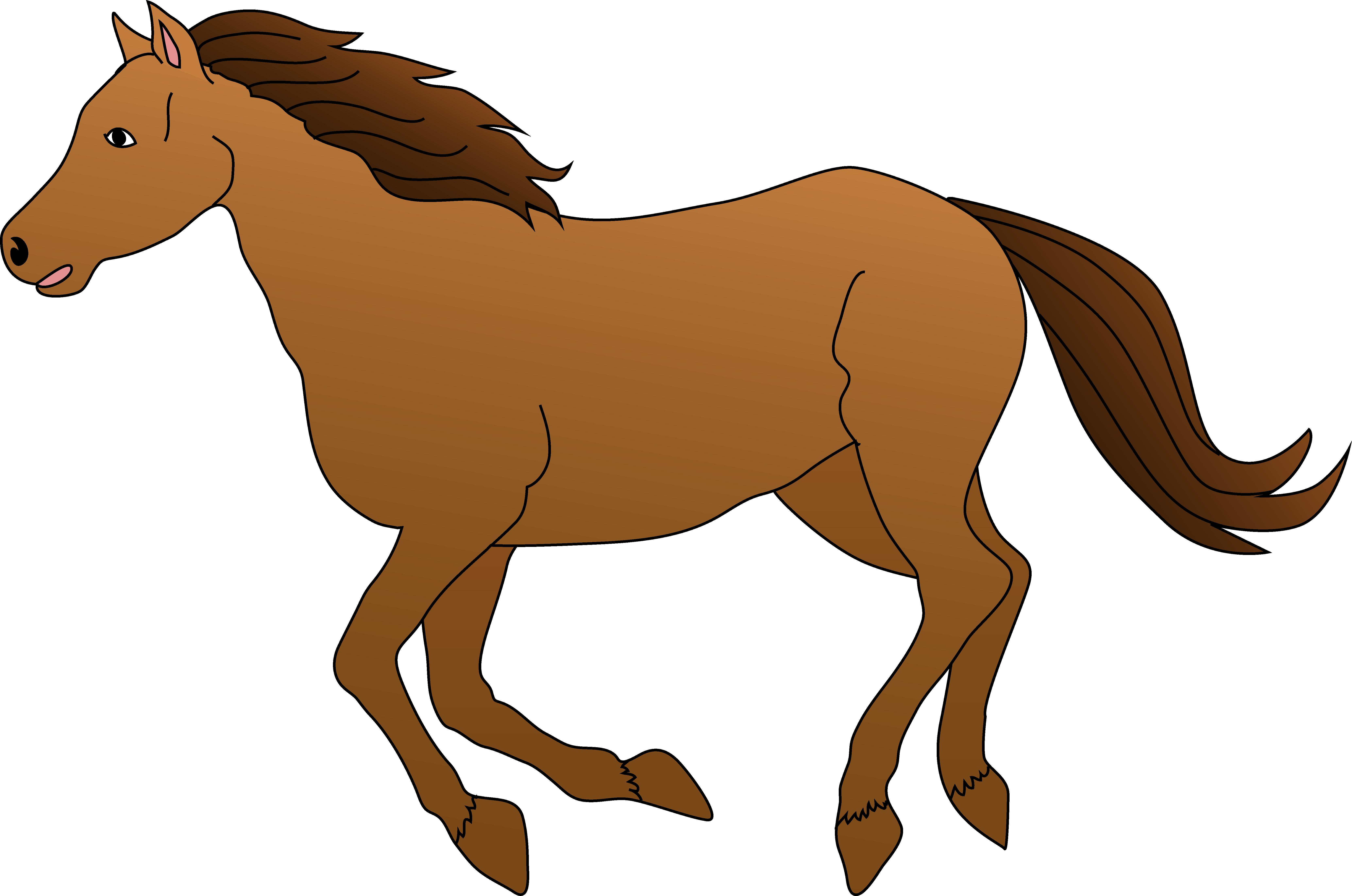 Free Horse Clip Art Pictures Horse Clip Art Horse Coloring Pages Horse Coloring [ 4427 x 6680 Pixel ]