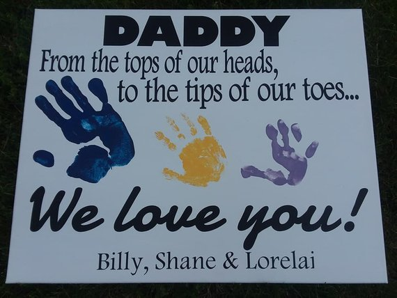 My Kids Will LOVE Making This For Their Daddy