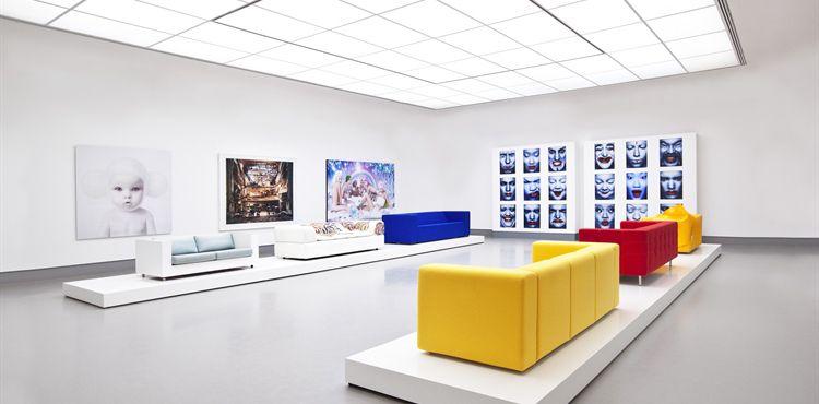 De #Kubusbank van Jan des #Bouvrie: een échte klassieker! Wist je dat de #bank in 2004 is opgenomen in de #collectie van het Stedelijk #Museum?