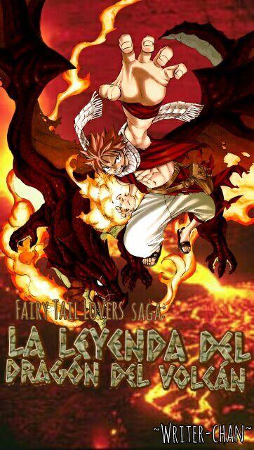 🔥La Leyenda del Dragón del Volcán🔥    FT. saga