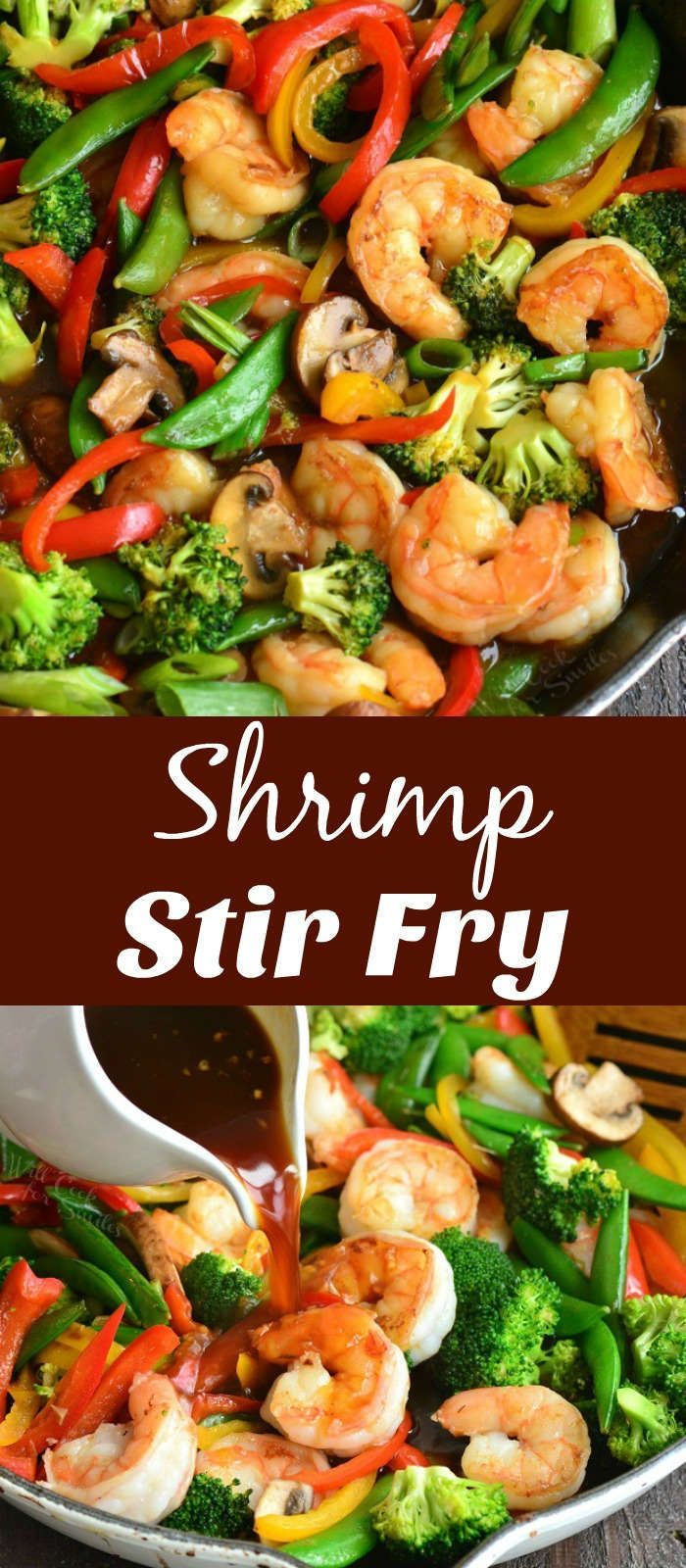 Photo of Shrimp Stir Fry