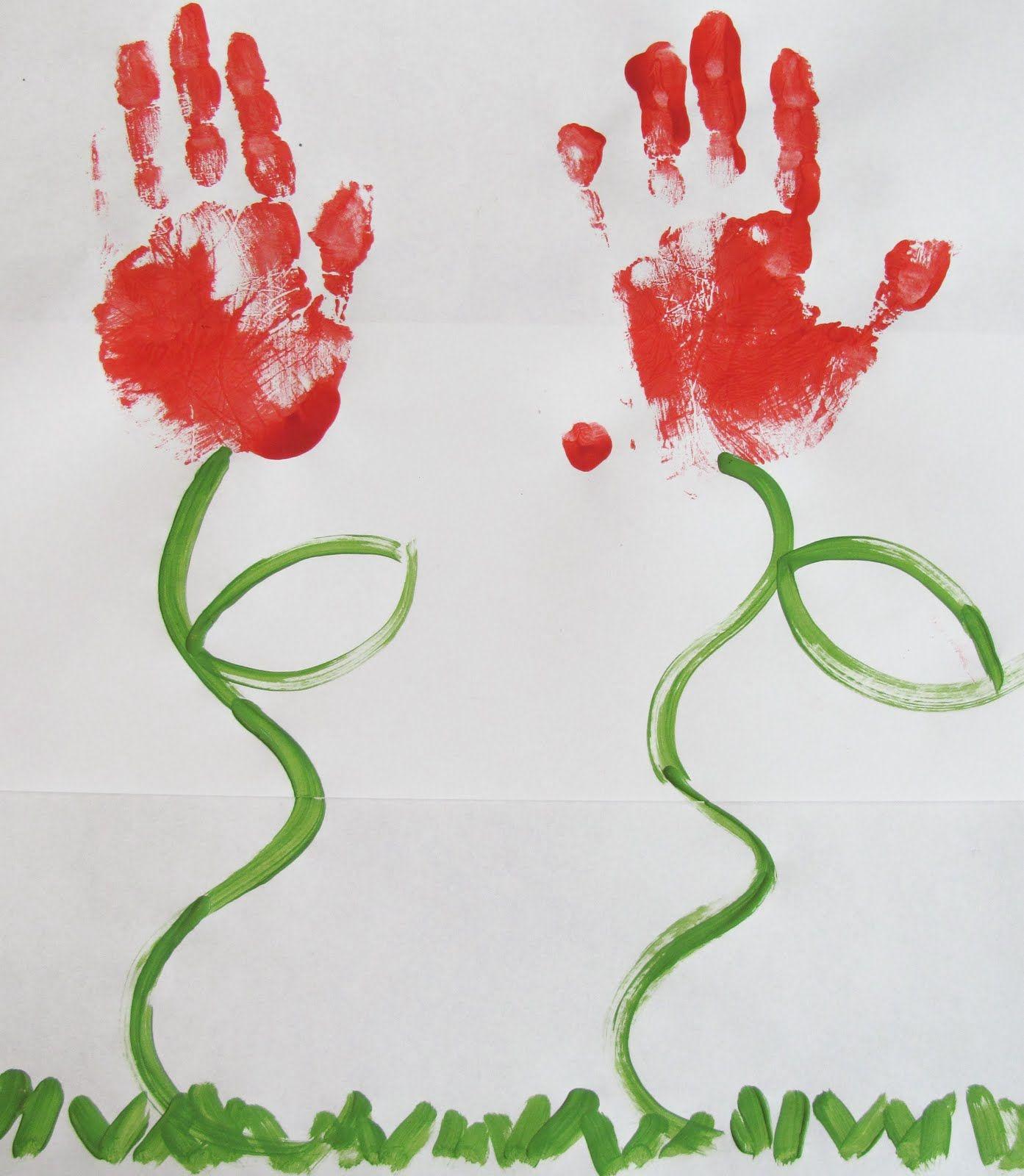 питон рисунок из отпечатков рук сотни различных параметров