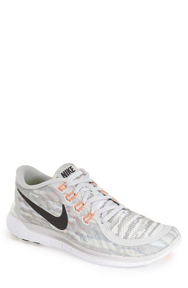 the latest 9b405 f1628 NIKE  Free 5.0  Print Running Shoe (Men).  nike  shoes  lining  round toe   lace