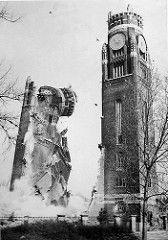 De Koninginnenkerk.. Boezemsingel.. Rotterdam.. 1972
