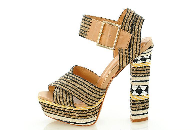 HerrezueloLunaria Color Zapatos Lucio Negra ZapatosPlataformas Y H2Y9WEDI
