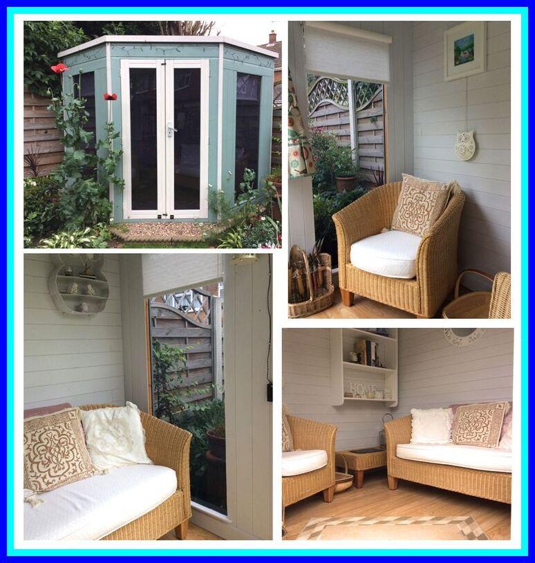 105 reference of garden summer house interior design ideas
