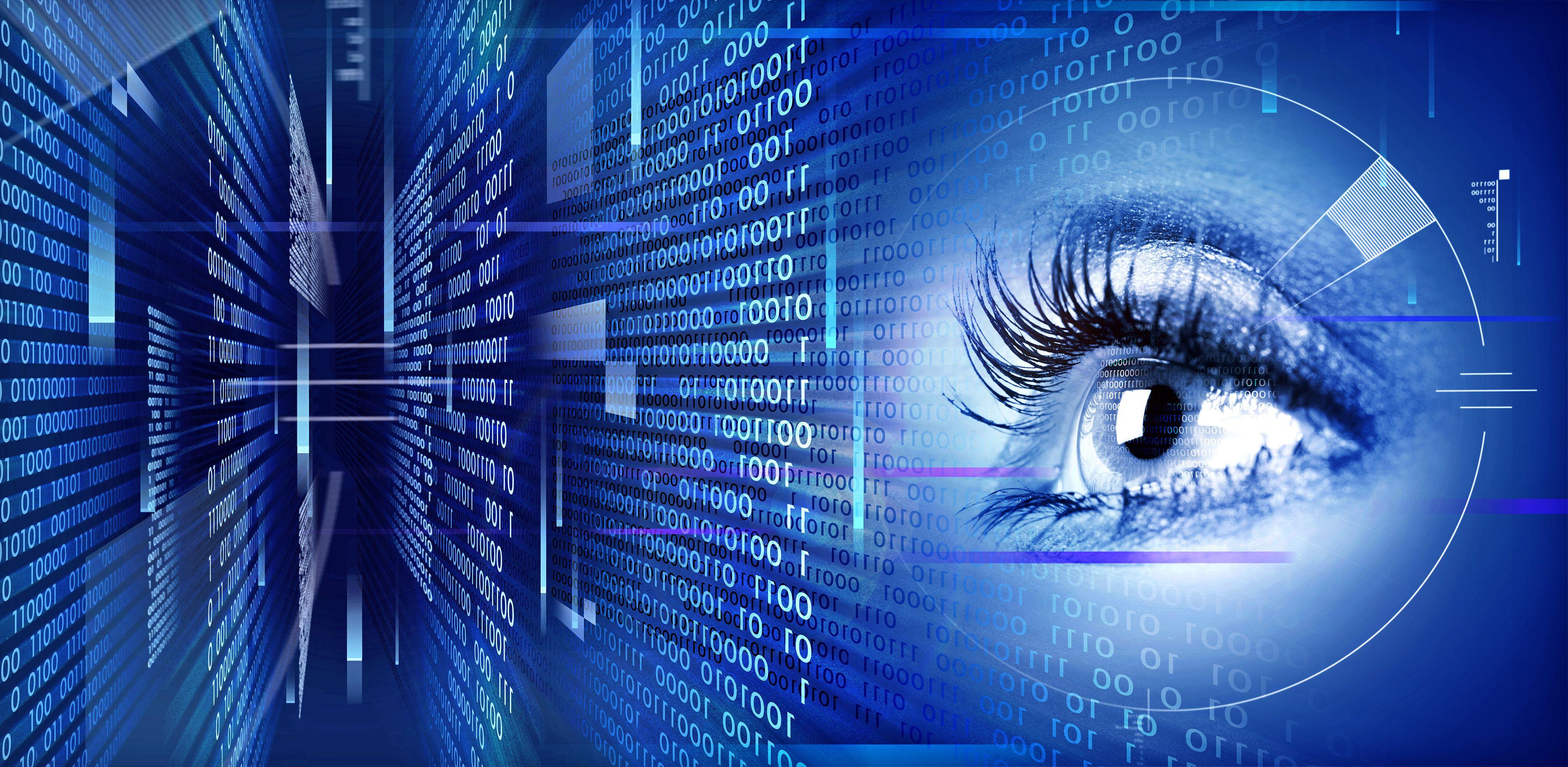 blue eyes technology presentation