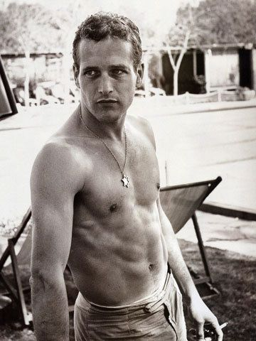 Paul Newman, they just don't make em like this anymore