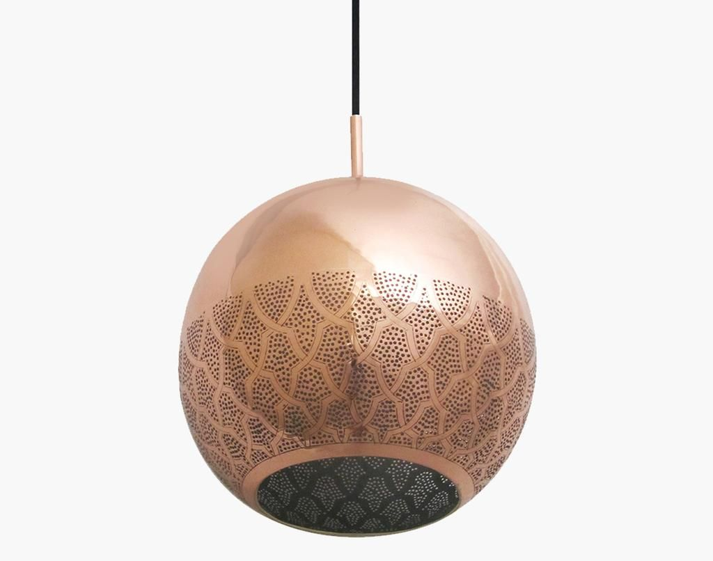 Nur reversed pendant light silver moroccan pendant light modern modern moroccan pendant light high end nur reversed handmade luxury modern moroccan aloadofball Gallery