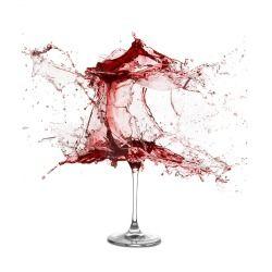 Exploding wine glass | Immagini di fiori, Immagini, Fiori
