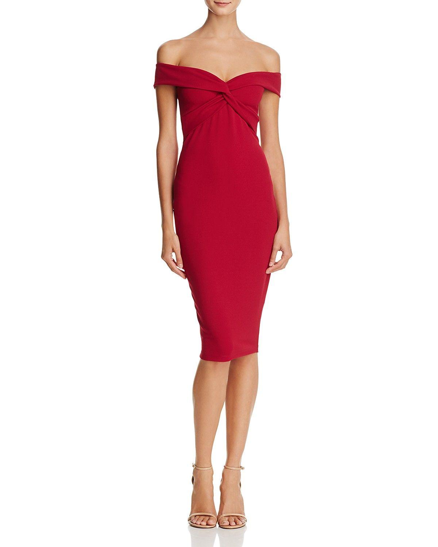 pdpImgShortDescription | Off shoulder cocktail dress