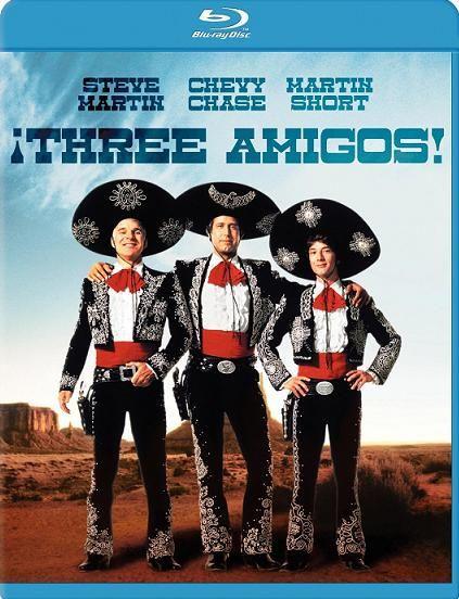 three amigos 25th anniversary