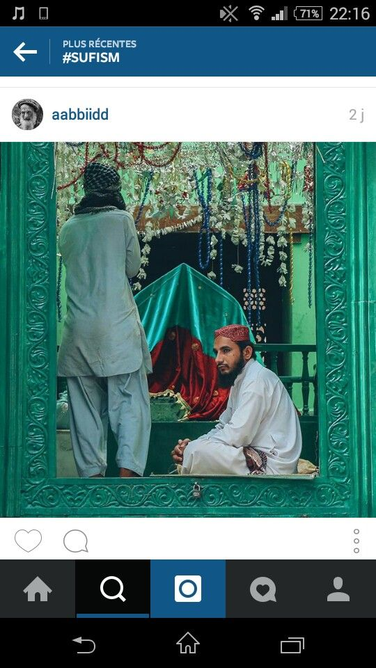 Sufi men