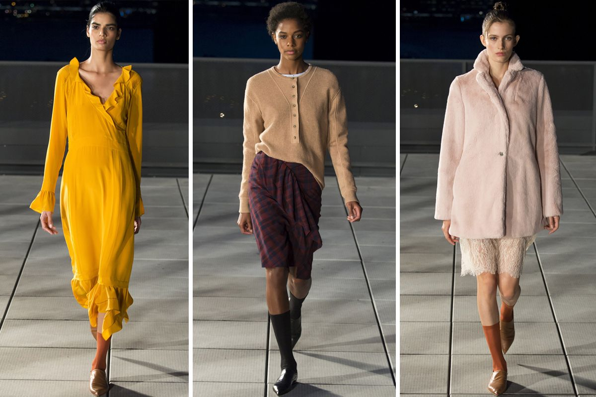 The One Sentence Recaps Are Back! CG, Club Monaco, Zimmermann and More