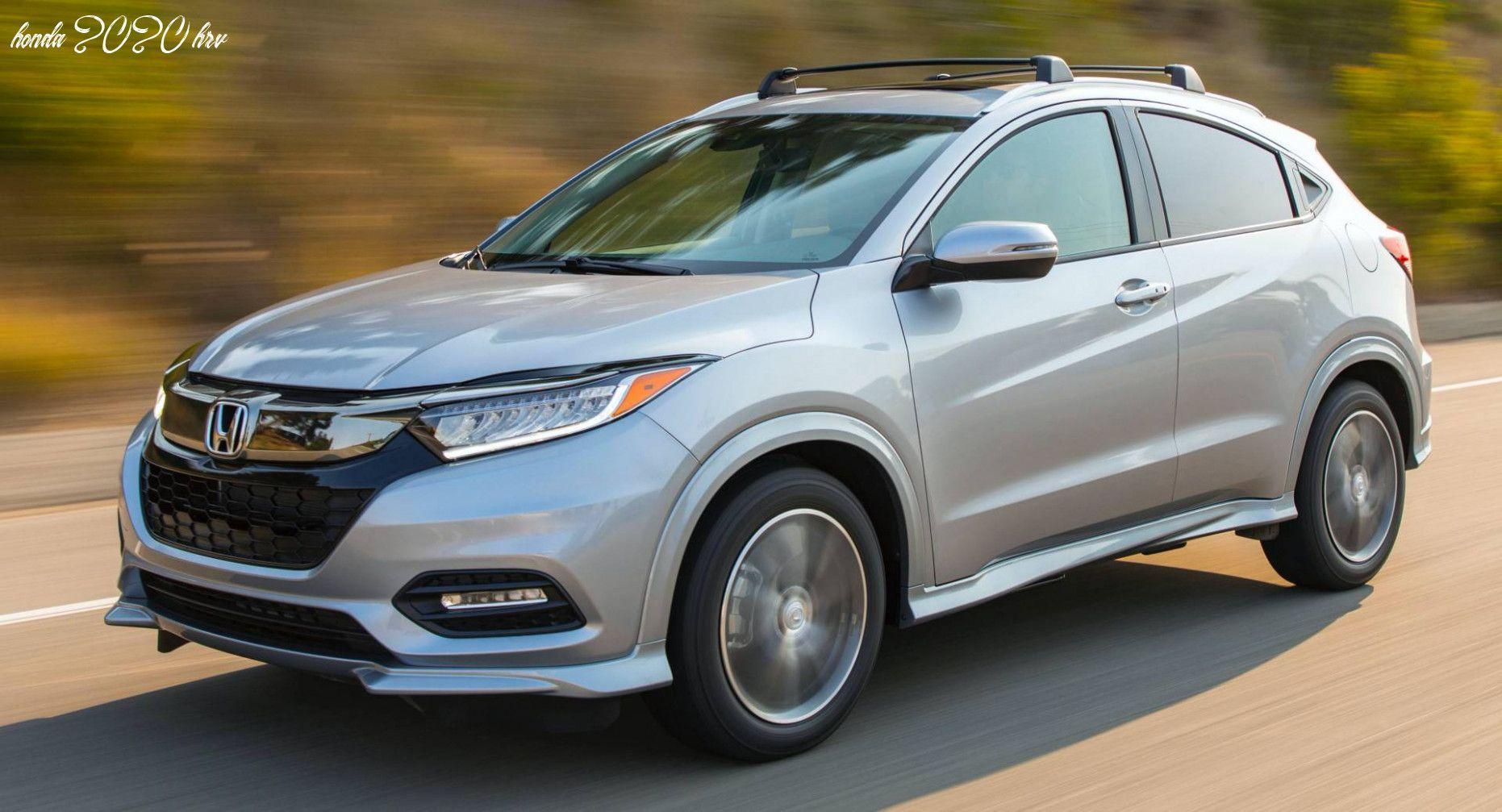 Honda 2020 Hrv in 2020 Honda, Honda hrv, Suv