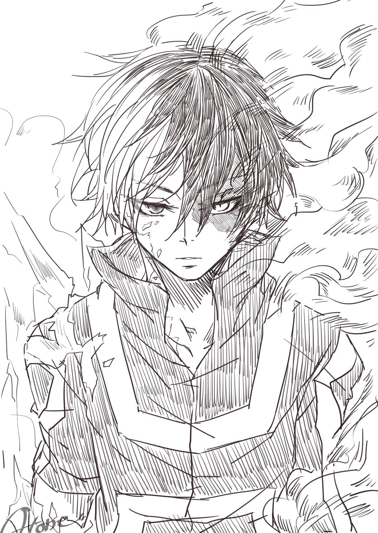 Пин на доске Anime and Manga