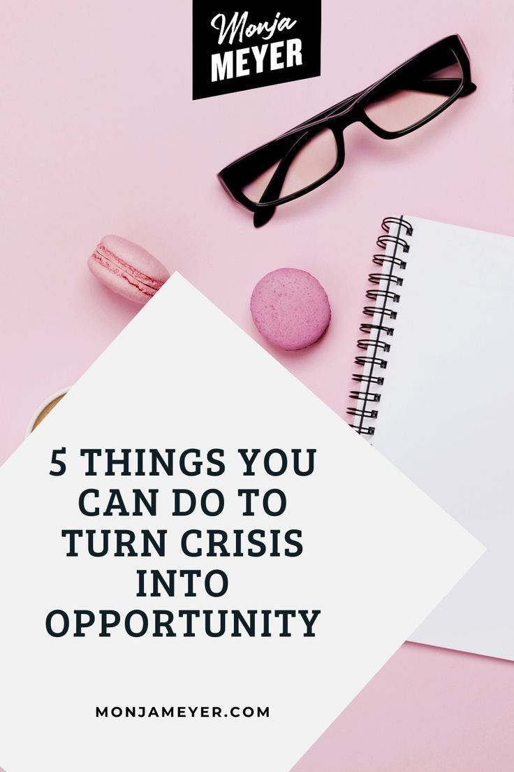 EP 24 5 Things You Can Do to Turn Crisis Into Opportunity