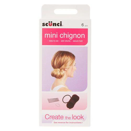 Mini Chignon Hair Styling Kit