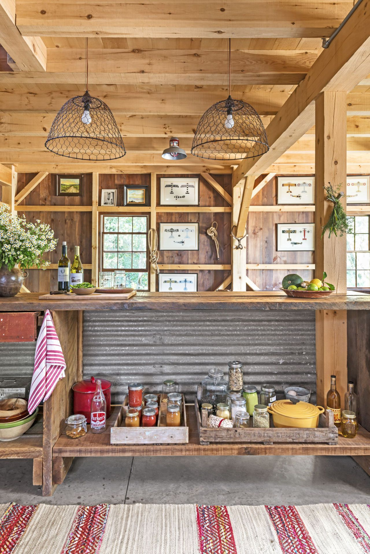 charming kitchen island ideas that are both stylish and storage friendly rustic kitchen island on kitchen island ideas small layout id=73501