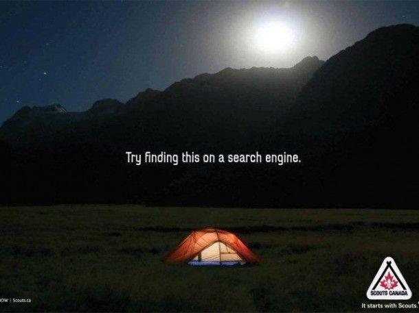 De los scouts aprendí: Hay cosas que no se pueden encontrar en los buscadores