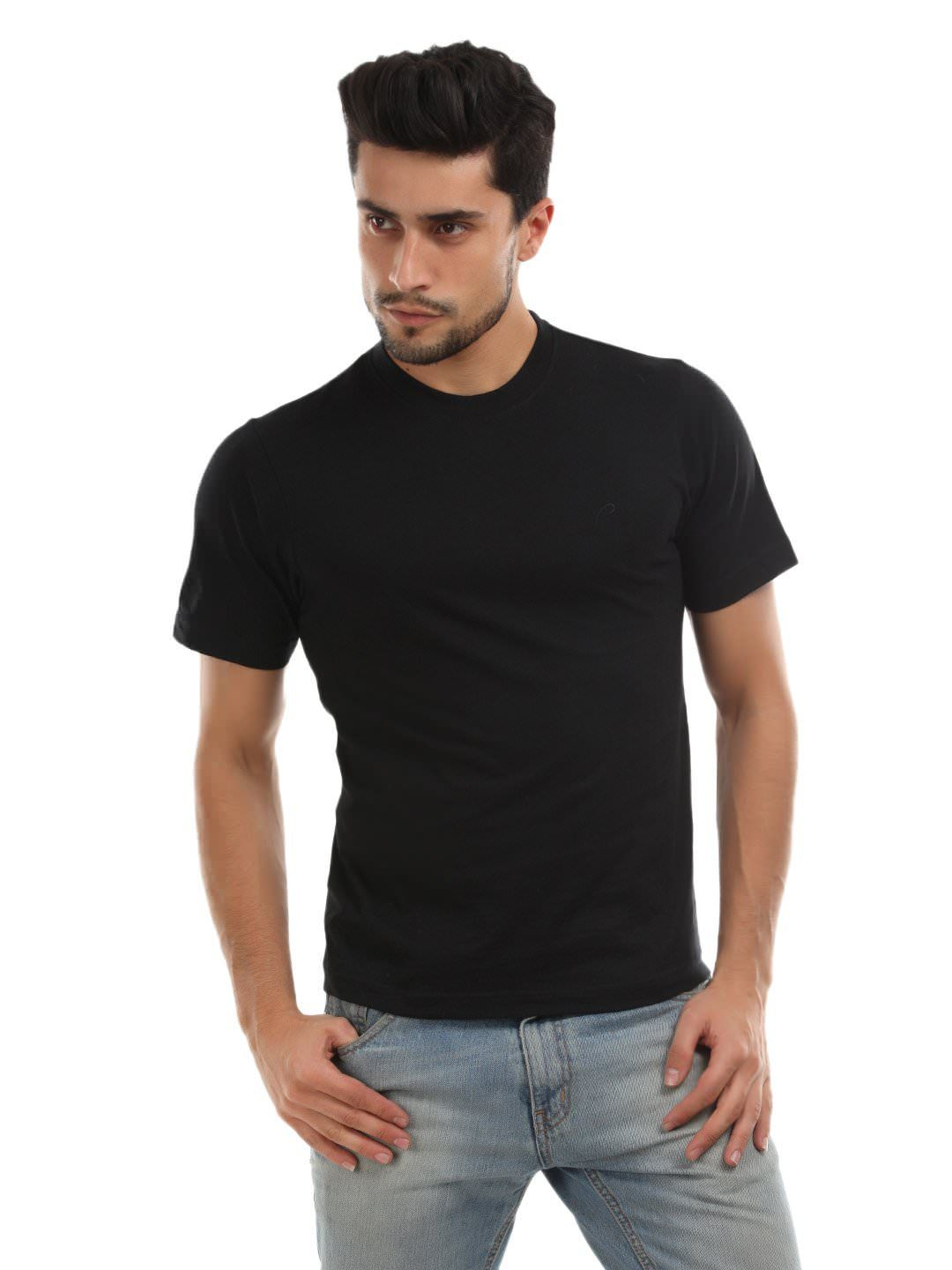 Men's black t shirt | Men's fashion | Pinterest | Shirts, Black t ...