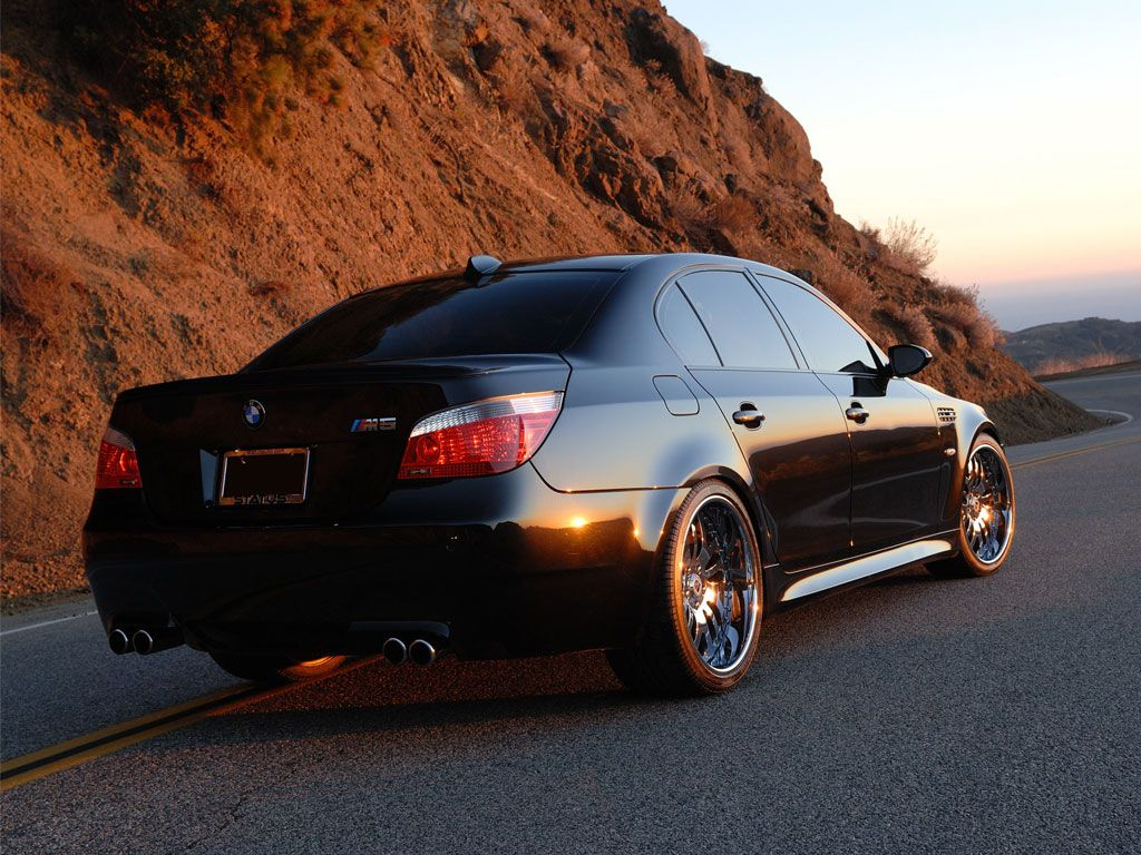 Bmw M5 E60 Wallpaper: The Best Of CarGurus Photos