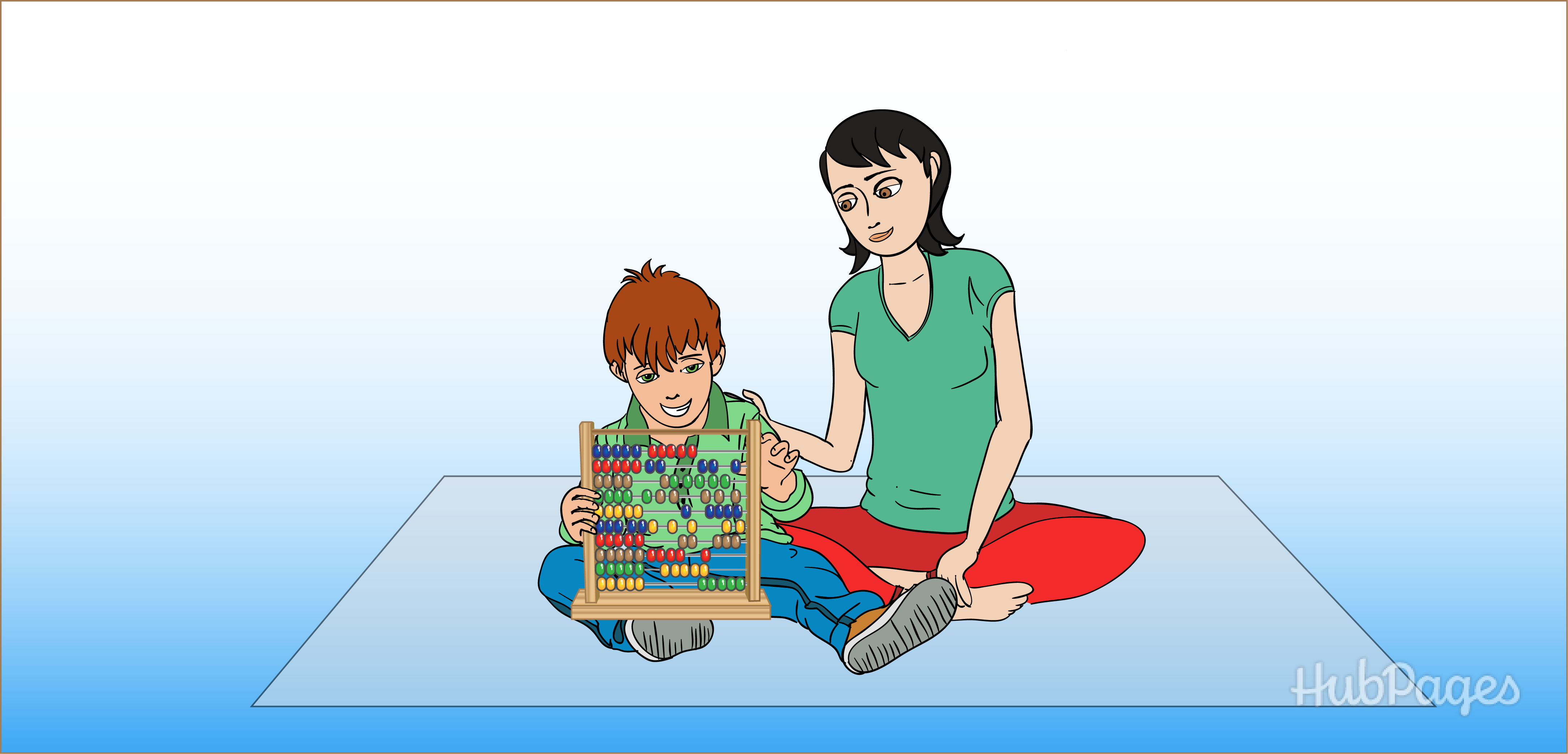 How To Use An Abacus To Teach Kids Math In 2020 Math For Kids Teaching Kids Teaching [ 2088 x 4338 Pixel ]