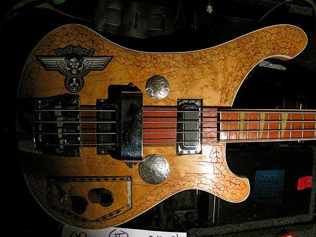 lemmy | ~ JAMMIN GUITARS~ | Guitar, Famous guitars, Acoustic