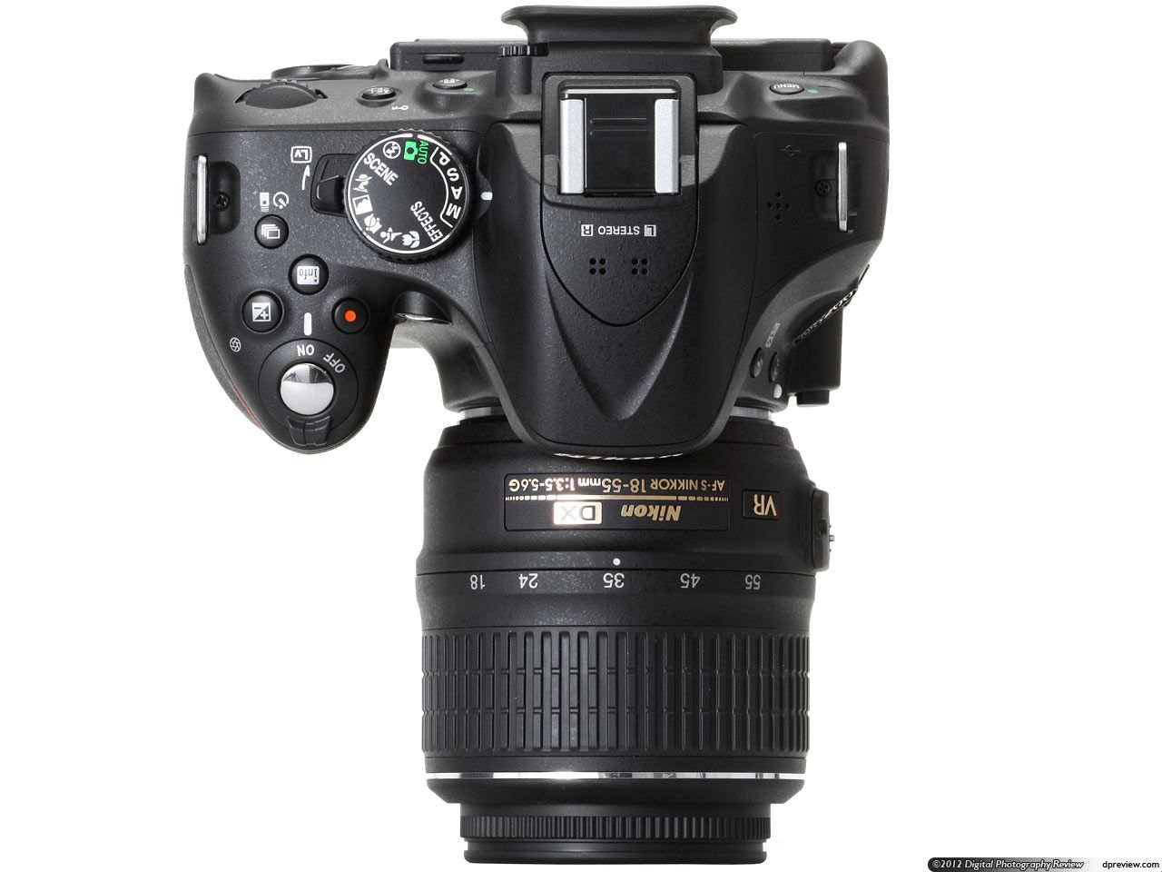Nikon D5200 Hands-on Preview: Digital Photography Review