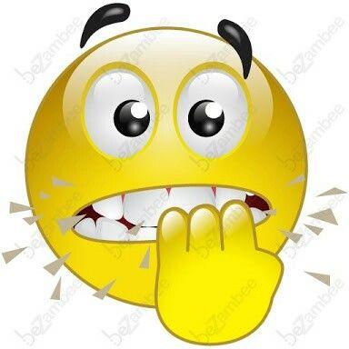 Nervous emoji   Smileys   Emojis   Emoticonos, Emojis y Emoticones
