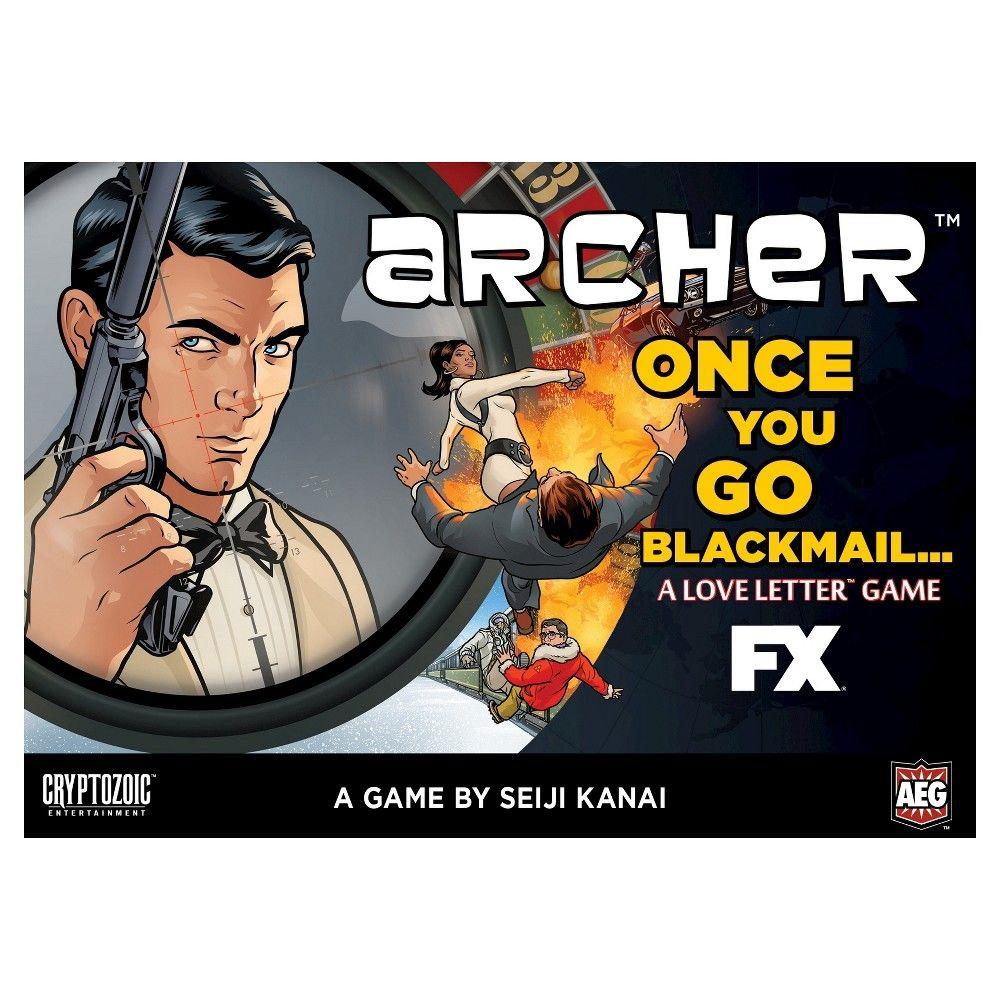 Aeg Love Letter Archer Boxed