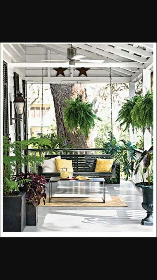 Love the ferns and the stars | Riverside cottage, Outdoor ... on Riverside Outdoor Living id=92032